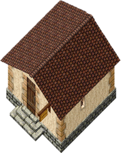 """Small Stone and Plaster House - """"1000 kalas"""""""